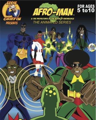 AFRO-MAN Epidsode 3 Flyer - JPEG - Blogtalk Compressed